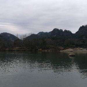 云河漂流旅游景点攻略图