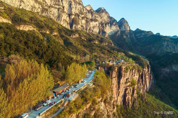 """Wanxian (""""Ten Thousand Divinities"""") Mountain Scenic Area"""