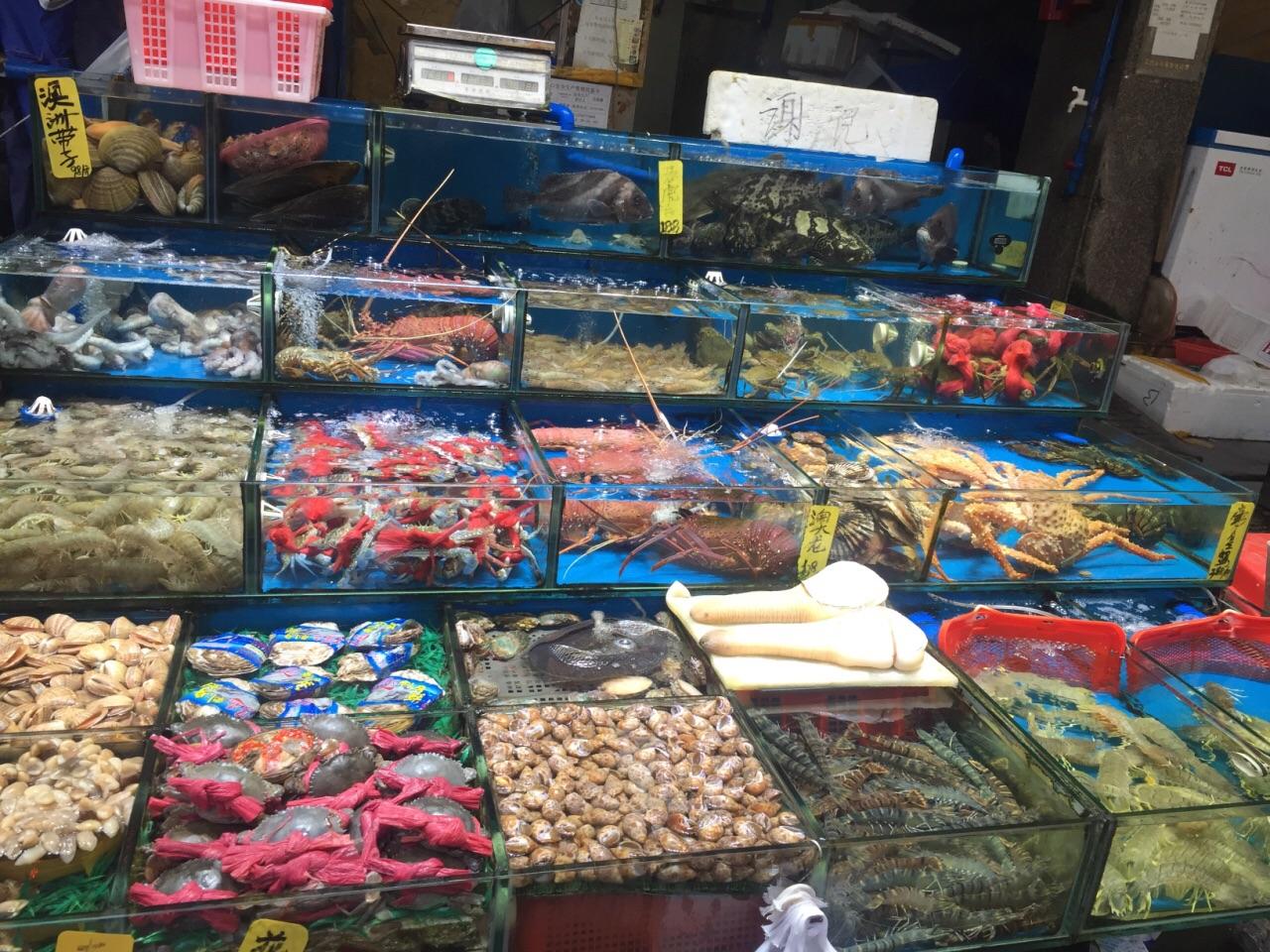广州水产市场_广州黄沙海鲜水产交易市场购物攻略,黄沙海鲜水产交易市场物 ...
