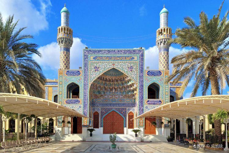Iranian Mosque1