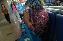 带着老妈去北京