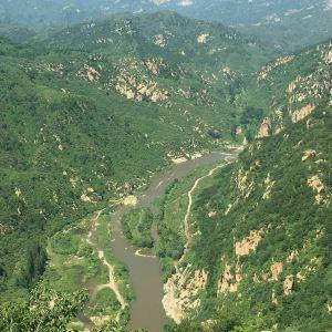 白河峡谷旅游景点攻略图