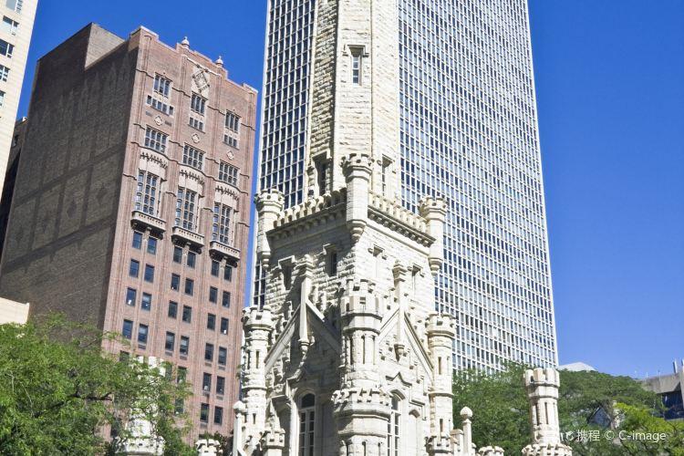 시카고 워터 타워1