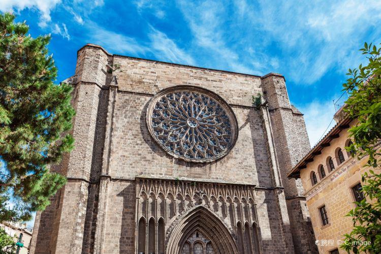 Basilica de Santa Maria del Pi1