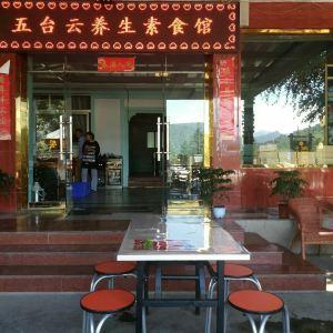 五台云养生素食馆(青年创业店)旅游景点攻略图