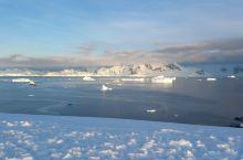 南极游第三天--登上南极大陆