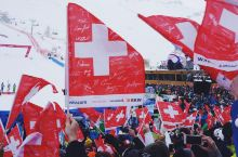 Audi FIS高山滑雪世界杯总决赛—St Moritz现场