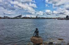 哥本哈根街头雕塑