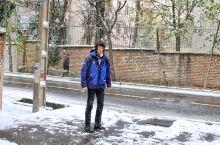 一切从德黑兰的第一场雪开始