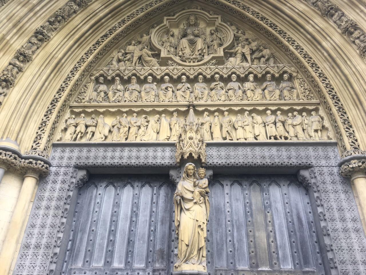 威斯敏斯特教堂威斯敏斯特教堂