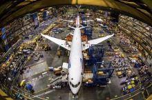 美国西雅图波音飞机工厂