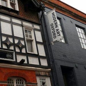 牛津现代艺术博物馆旅游景点攻略图