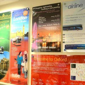 Oxford Visitor Information Centre旅游景点攻略图