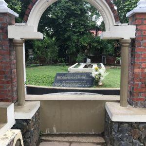 玛苏丽之墓旅游景点攻略图
