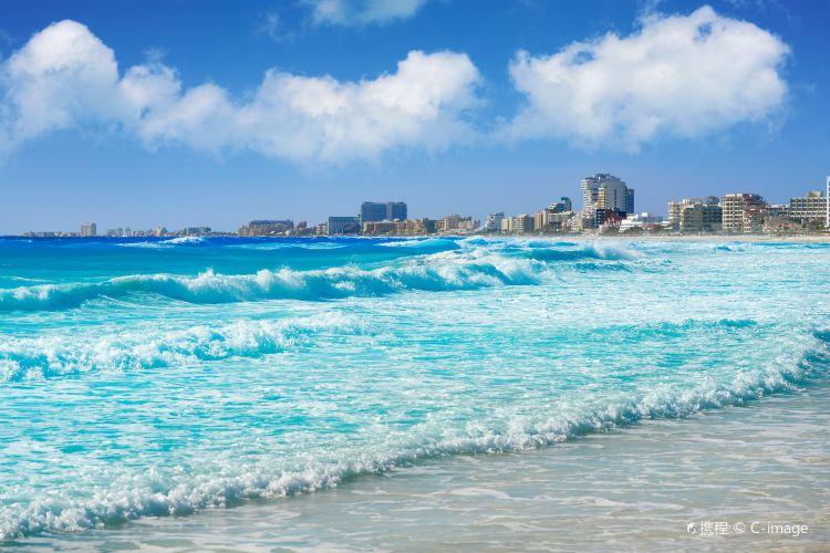 Forum Beach Cancun1