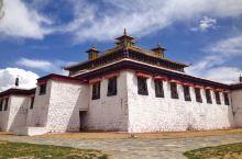 西藏第一座寺庙 桑耶寺