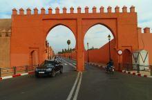 多彩摩洛哥17—马拉喀什的巴西亚皇宫