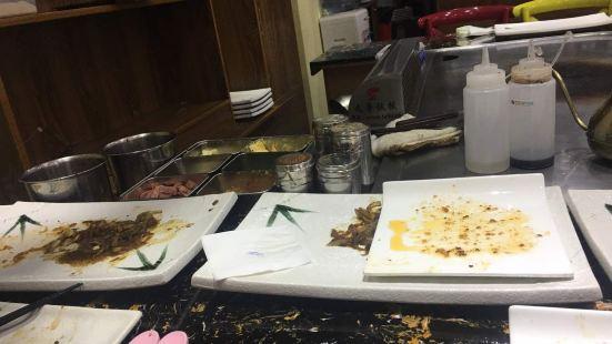 炙亭鐵板料理
