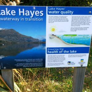 Lake Hayes旅游景点攻略图