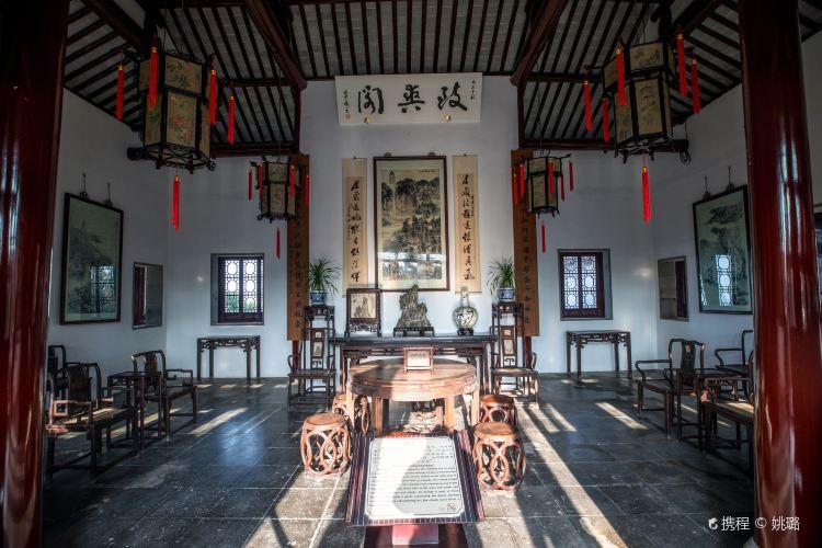 Zhishuang Pavilion1