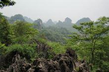 兴文石海地质公园-从豹子潭至七女峰 景区游览图 景区地图 这条线路有点爬山,但路程不远,上到山顶风景