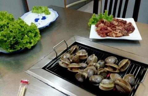 丹東明火燒烤