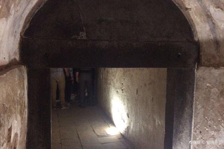 Tomb of Princess Yongtai2