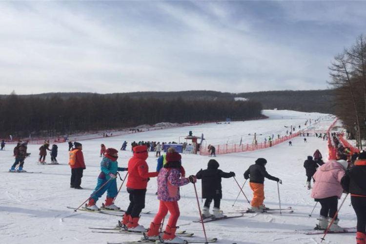 牡丹峰滑雪場4