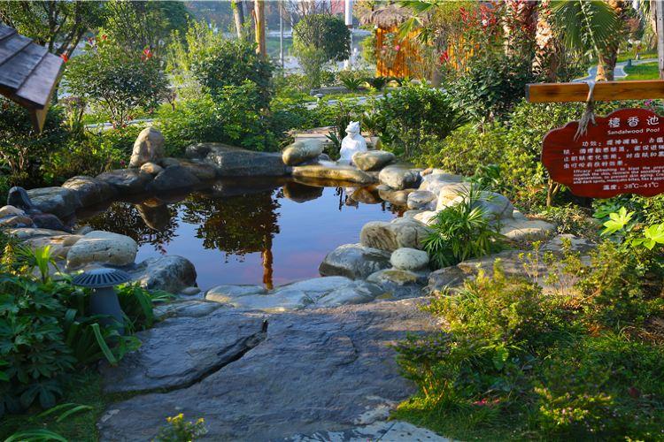 石阡古溫泉水上樂園1