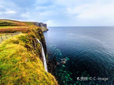 蘇格蘭裙岩懸崖