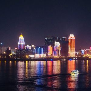武汉港旅游景点攻略图