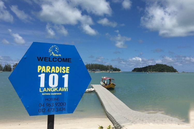Paradise 101 Langkawi1