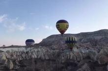 卡帕多奇亚热气球的梦幻之旅