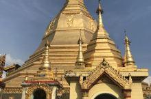 缅甸行行摄摄-第一站 仰光
