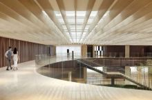 隈研吾在京城的最新力作来了,打造梯田竹影中的都市绿洲