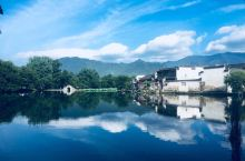 黄山-水墨宏村