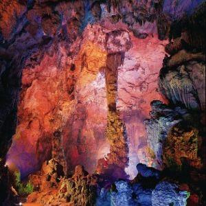黄果树神龙洞旅游景点攻略图