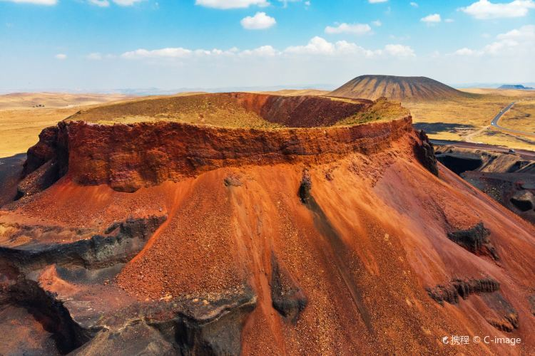 烏蘭哈達火山地質公園1