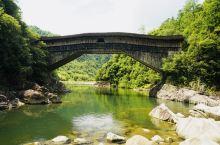 藏在深山老林中的杨梅州,浙闽交界的九寨沟