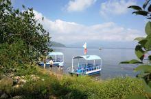 抚仙湖的美。