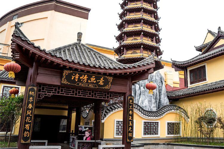 Juezhanjin Mountain Temple1