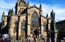 经典精致的爱丁堡城