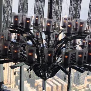 香港丽思卡尔顿酒店大堂酒廊旅游景点攻略图