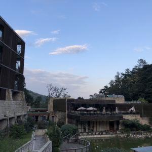 新华海颐.御垒山居酒店旅游景点攻略图