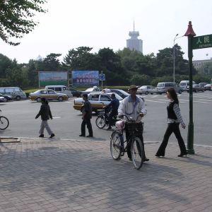 人民大街旅游景点攻略图