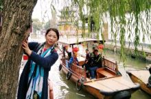 2018.10.16游览了上海近郊的朱家角。