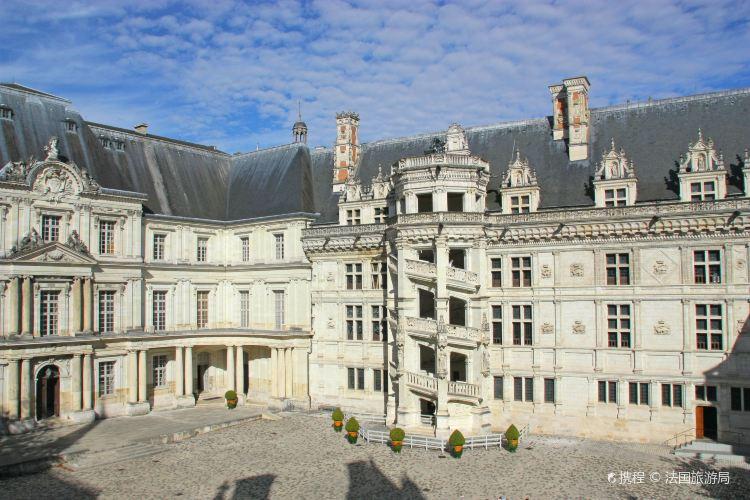 布盧瓦王家城堡1