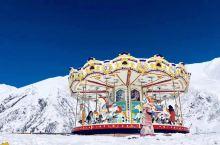 川内新晋网红滑雪场—鹧鸪山自然公园