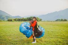 「最酷的旅行」学习滑翔伞独立飞行,乘风环游世界
