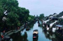 西塘,烟雨长廊走一走(1)